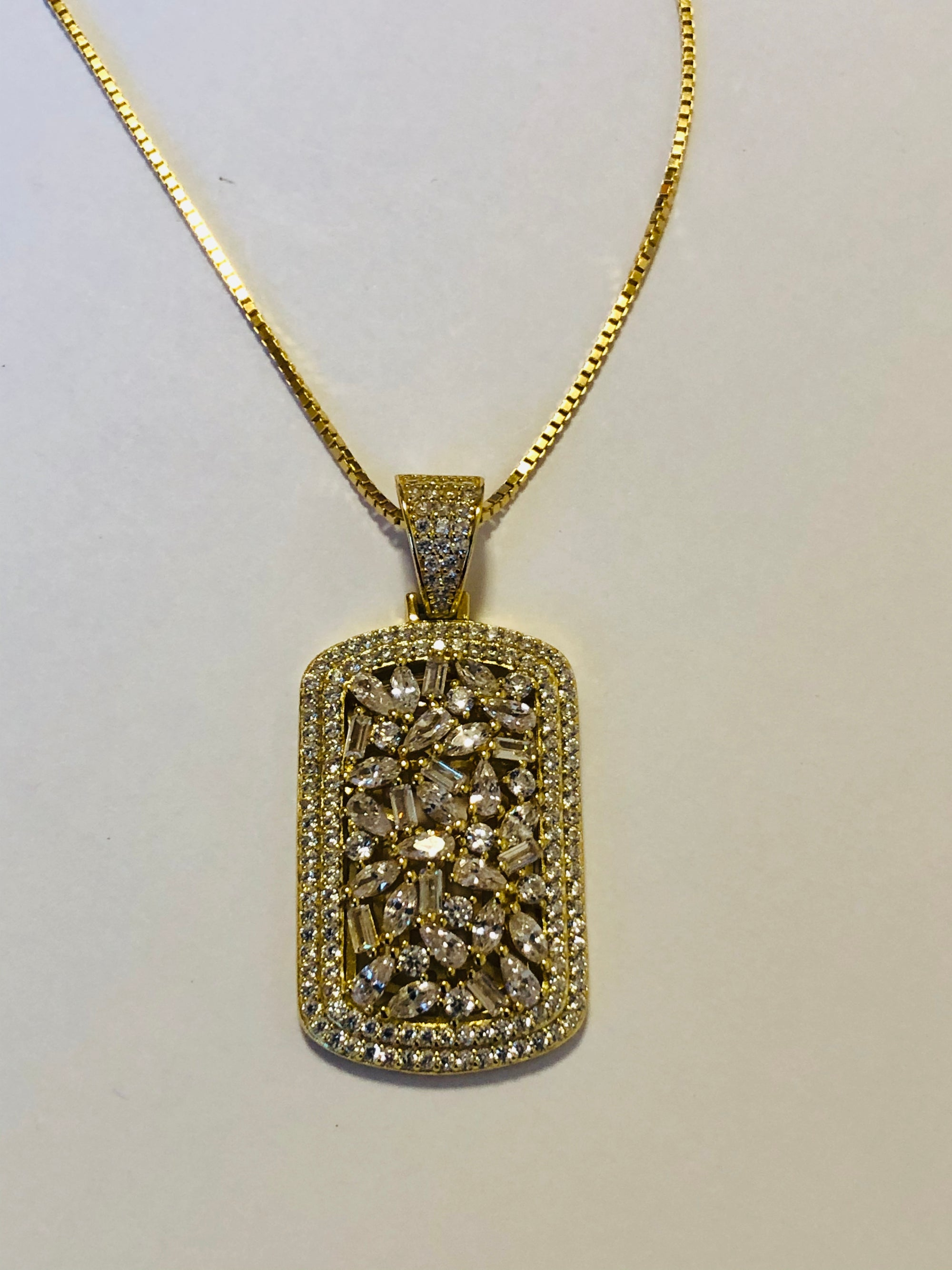 Image of The Clustered Dog Tag