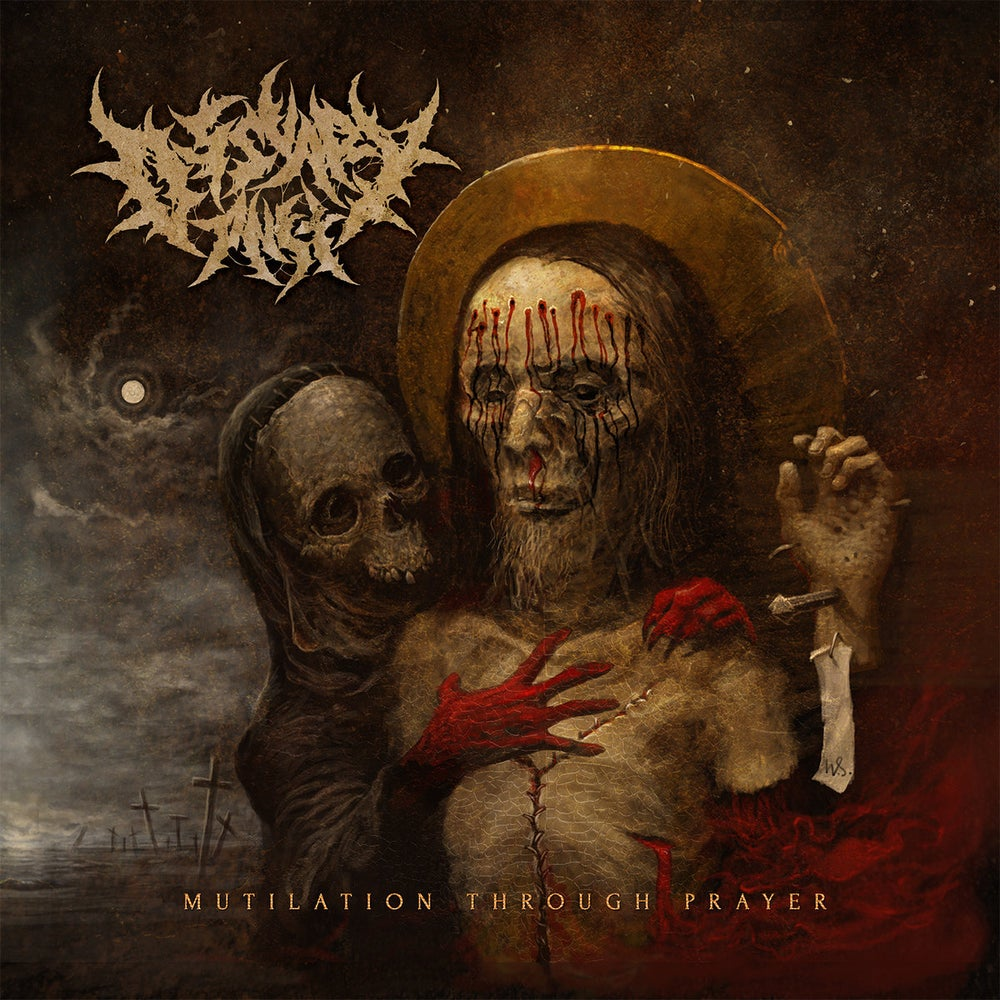 Image of Ossuary Anex - Mutilation Through Prayer CD