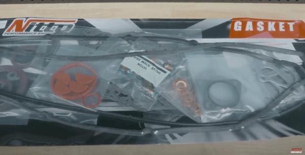 Image of Nitto RB26 Engine Gasket Kit