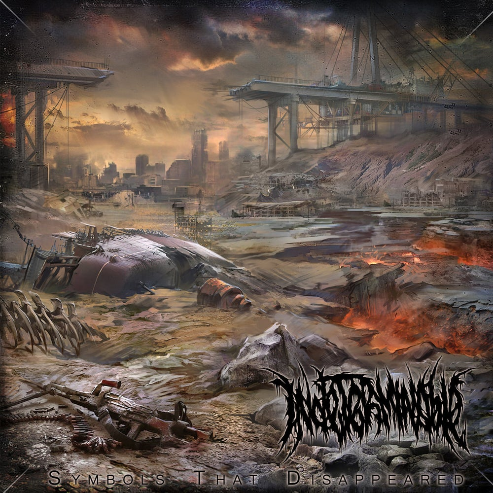 Image of Indeterminable - Symbols That Disappeared CD