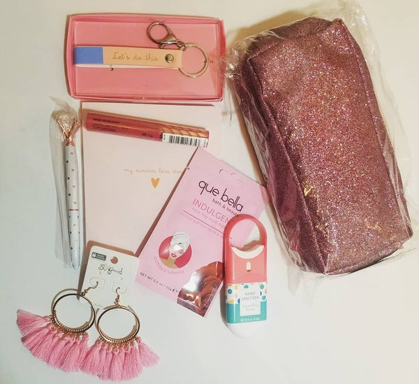 Image of Let's Do This Beauty & Accessory Bundle