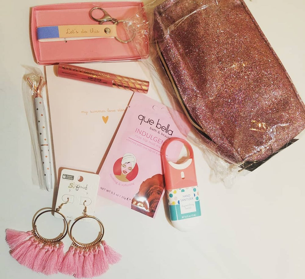 Let's Do This Beauty & Accessory Bundle