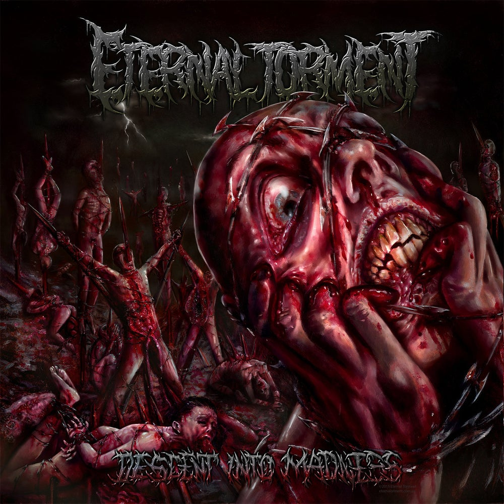 Image of Eternal Torment - Descent Into Madness CDEP