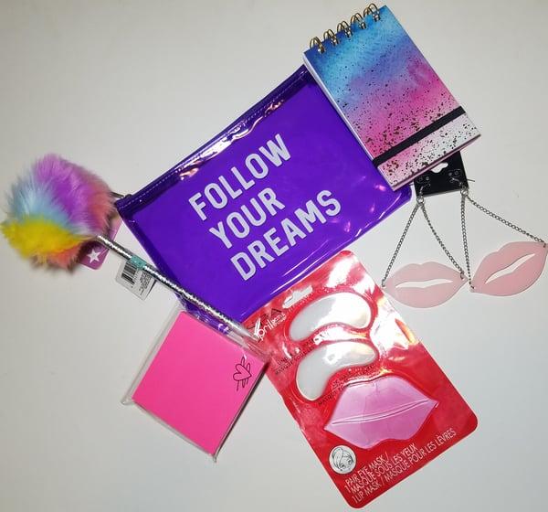Image of Follow Your Dreams Lip Mask & Accessories Bundle