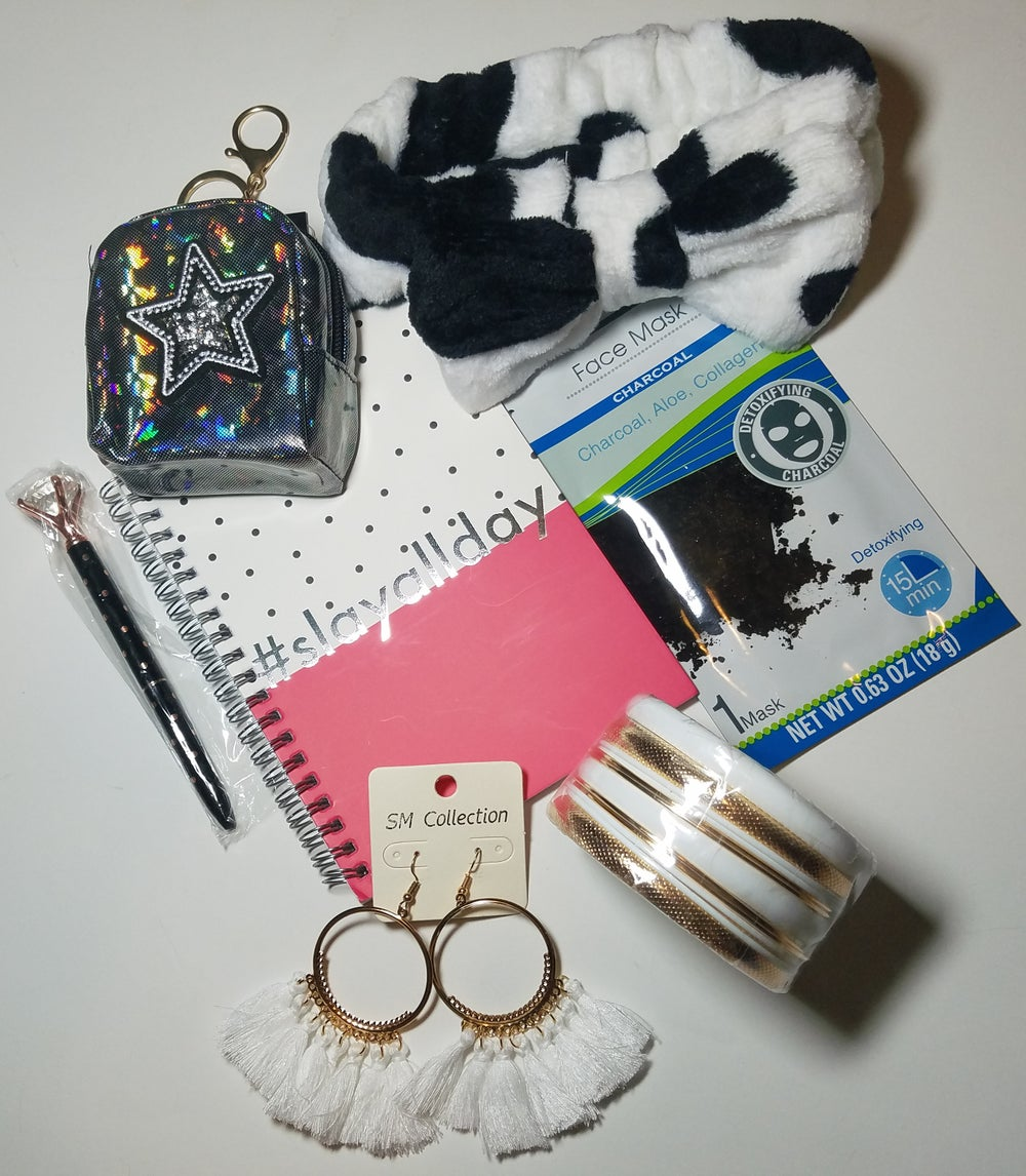 Slay All Day Spa Headband & Accessories Bundle
