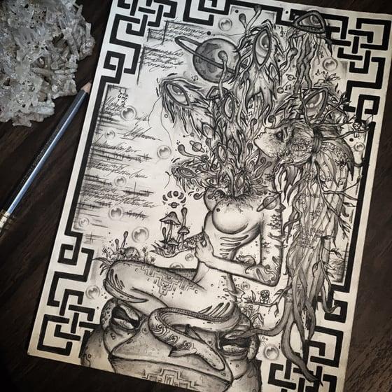 Image of Breathwork - Prints