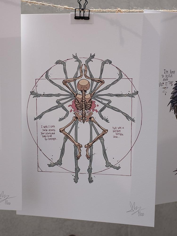 Image of Da-Vinci (A4/A3)