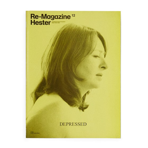 Image of Re-Magazine. 12. Hester.