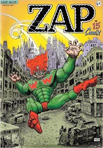 Image of Zap Comix #15
