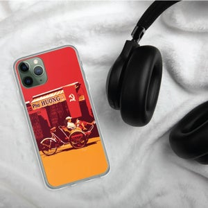 "Image of Vietnam ""Pho Huong"" iPhone Case"
