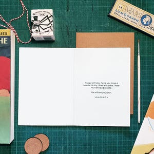 Image of Direct Message (Greeting card)