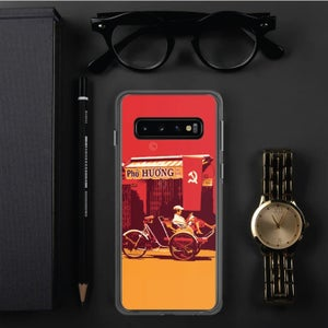 "Image of Vietnam ""Pho Huong"" Samsung Case"