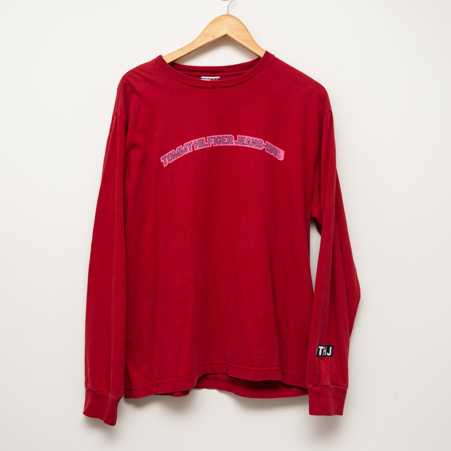 Image of Tommy Hilfiger Long Sleeve