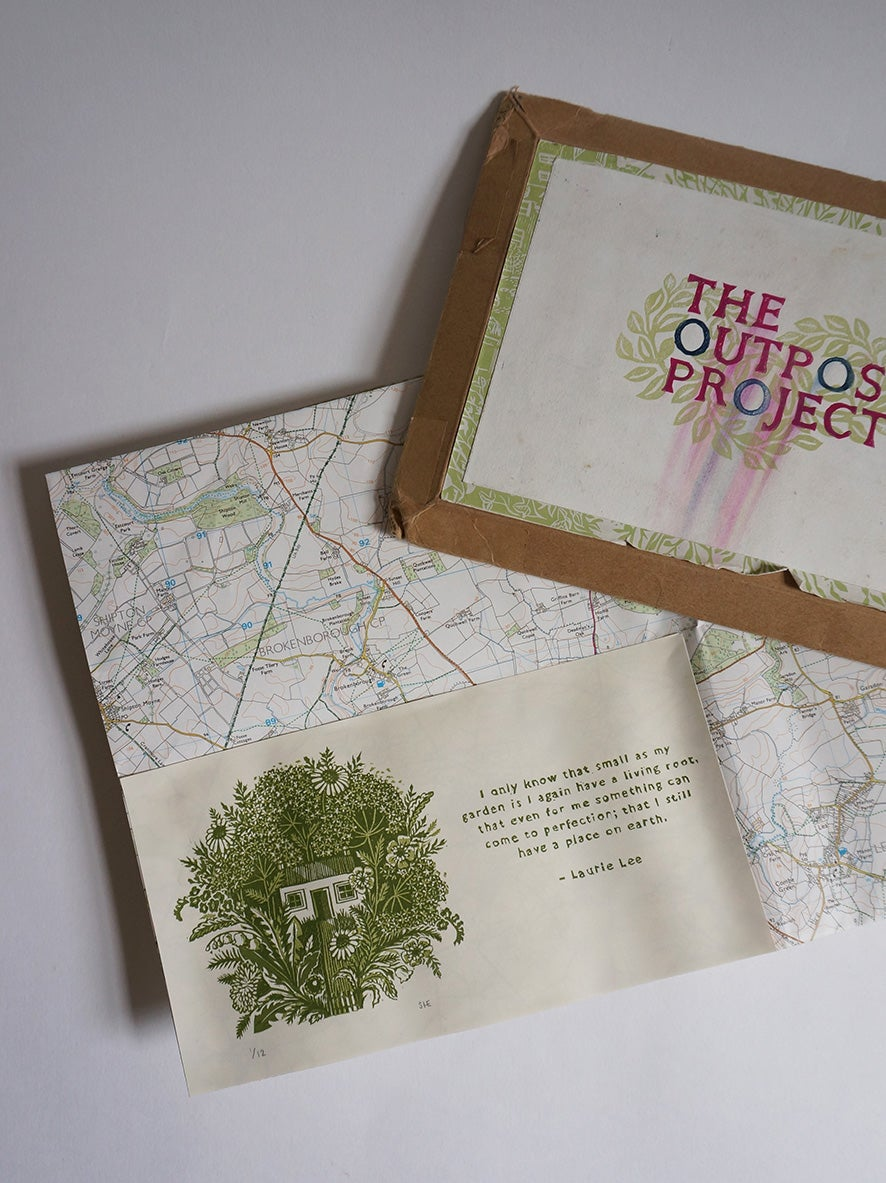 Image of The Outposted Project - Limited Edition Print