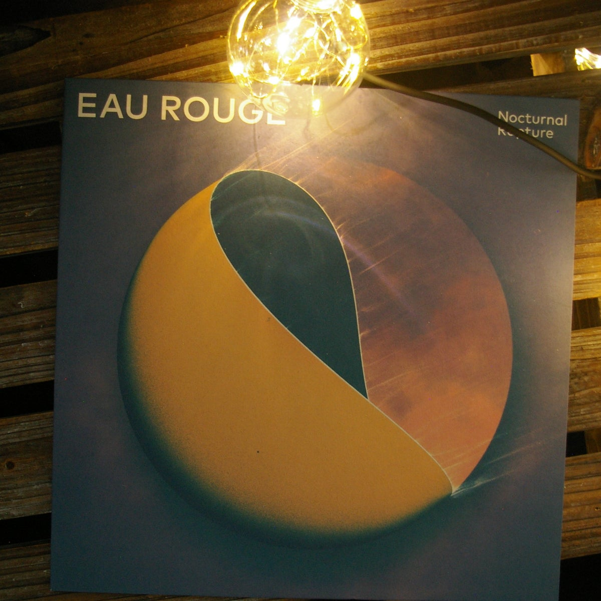 Eau Rouge - Nocturnal Rapture - LP Vinyl