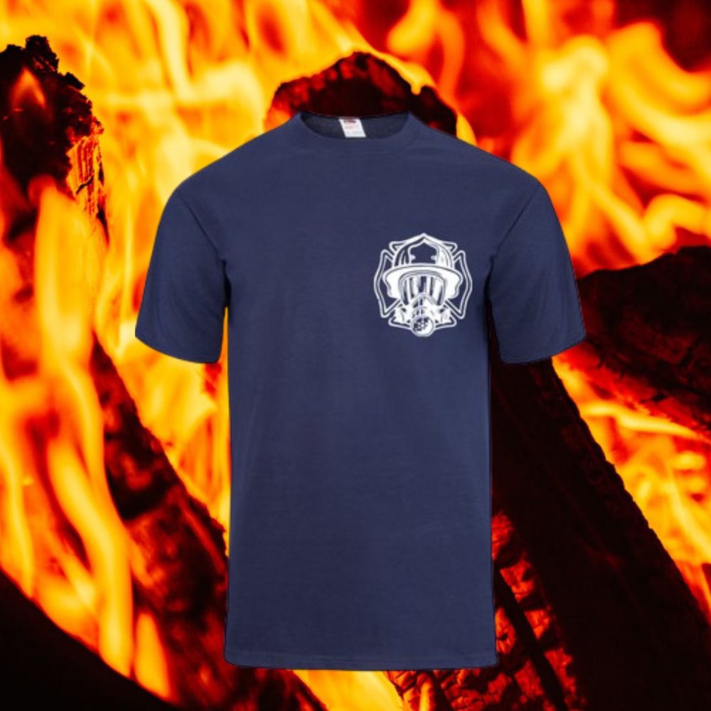 Image of Fire & Rescue - HF Cotton T-Shirt