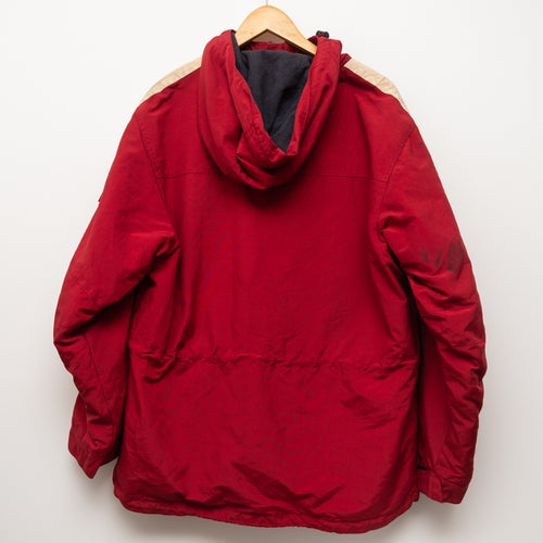 Image of Tommy Hilfiger Thick Red Jacket