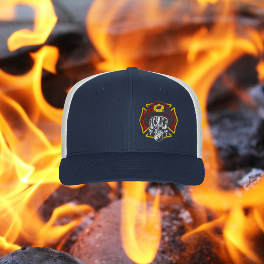 Image of Fire & Resuce - HF Trucker Hat OSFA
