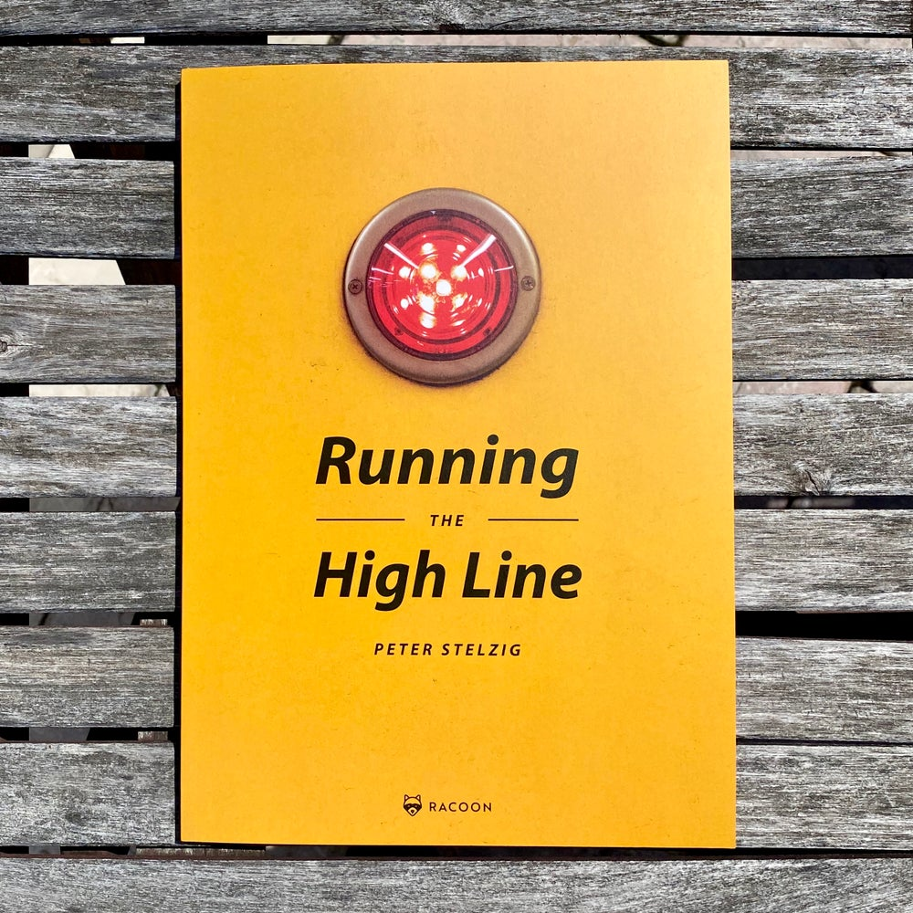 Image of Running the High Line by Peter Stelzig