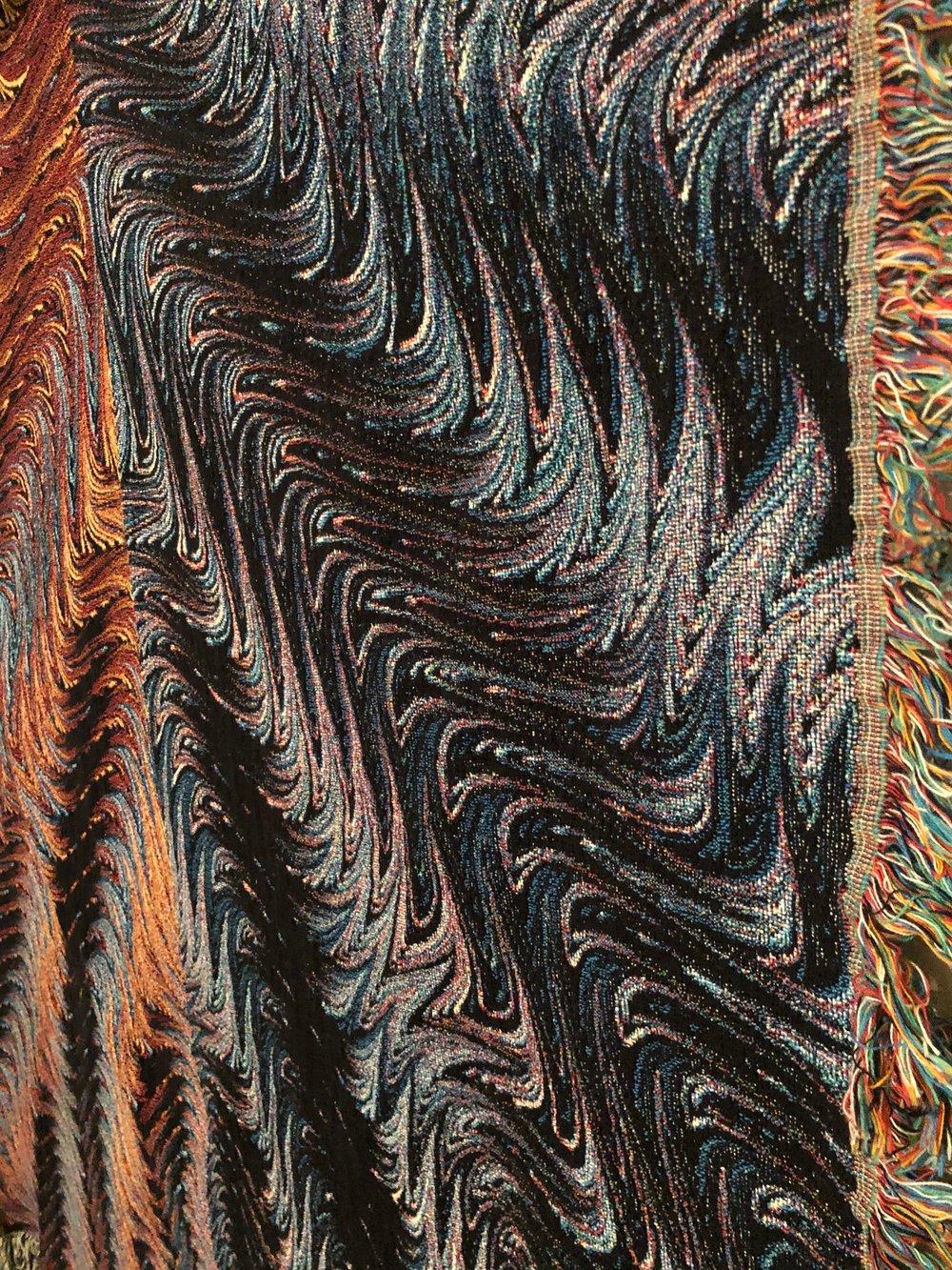 Woven Blanket #7