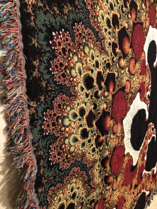 Image of Woven Blanket #8