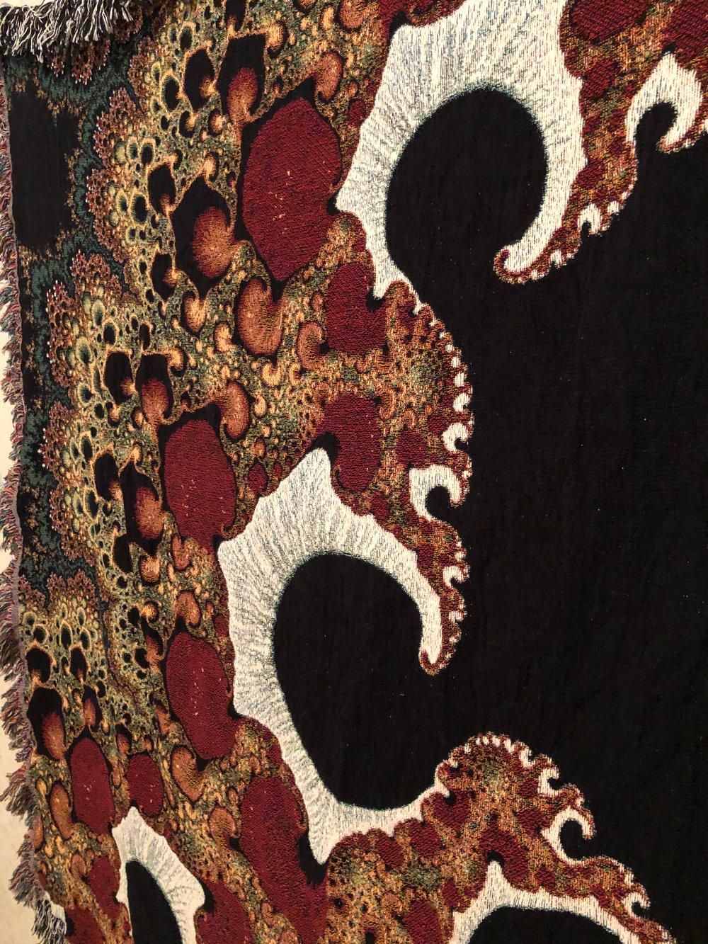 Woven Blanket #8