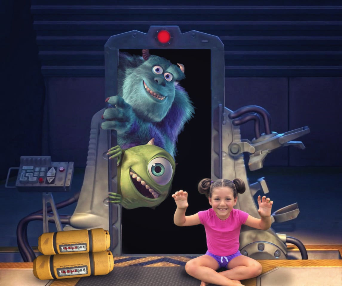 Image of Monsters Door