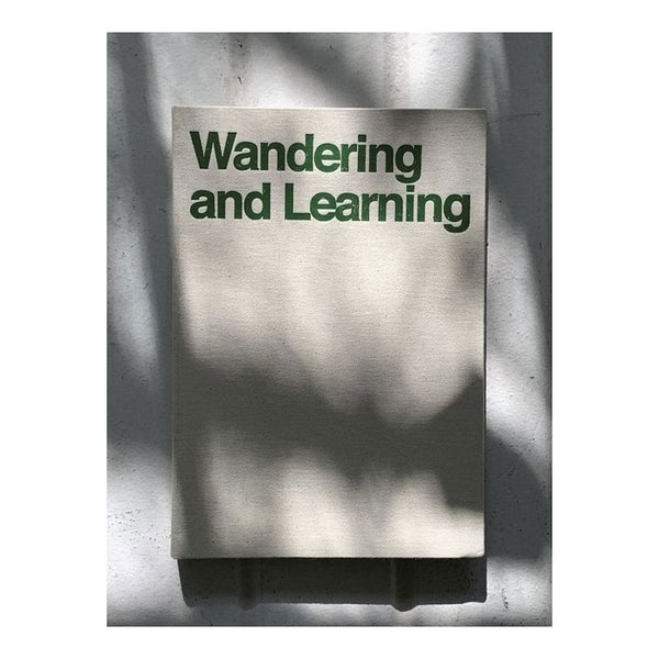 Image of Henrik Purienne & Jean Pierrot - Wandering and Learning - Holyweed - LAST COPIES