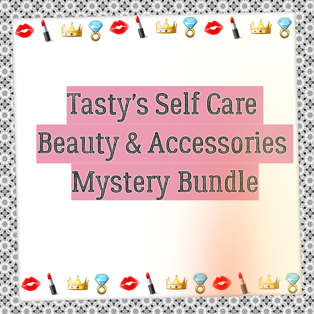 Image of Tasty's Self Care Beauty & Accessories Budget MYSTERY Bundle