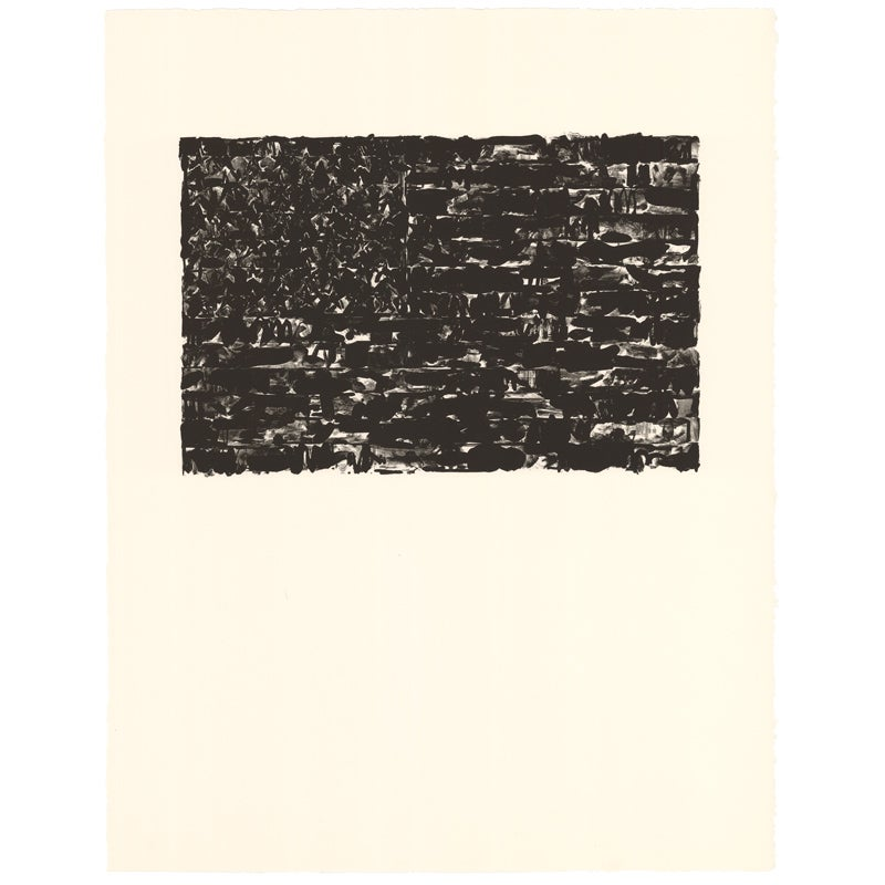 Image of Flag I, Jasper Johns