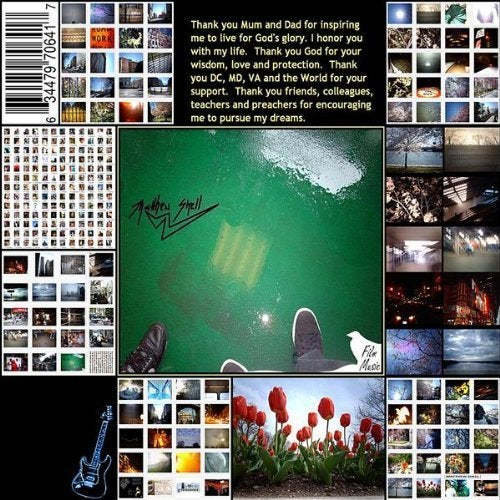 Image of Film Music - Inspiration for the Jaded Generation (Physical CD) **Rare / Sold Out**