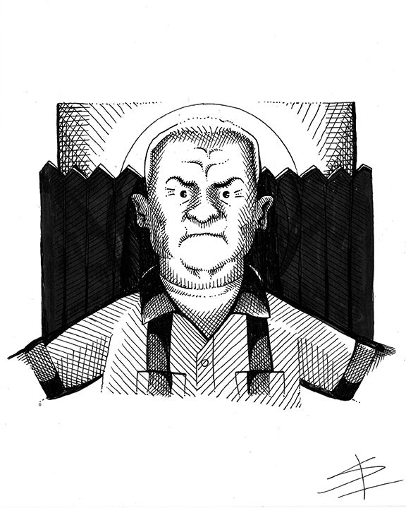 Image of Cotton Hill 8x10 Inking