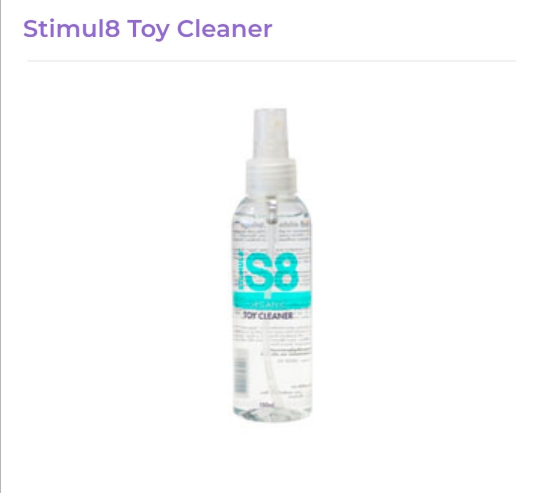 Image of S8 Toy Cleaner