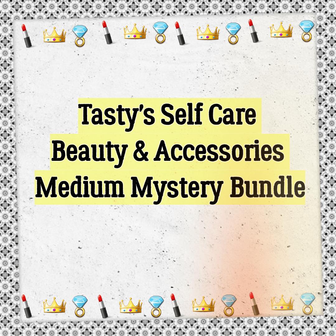 Image of Tasty's Self Care Beauty & Accessories Medium MYSTERY Bundle