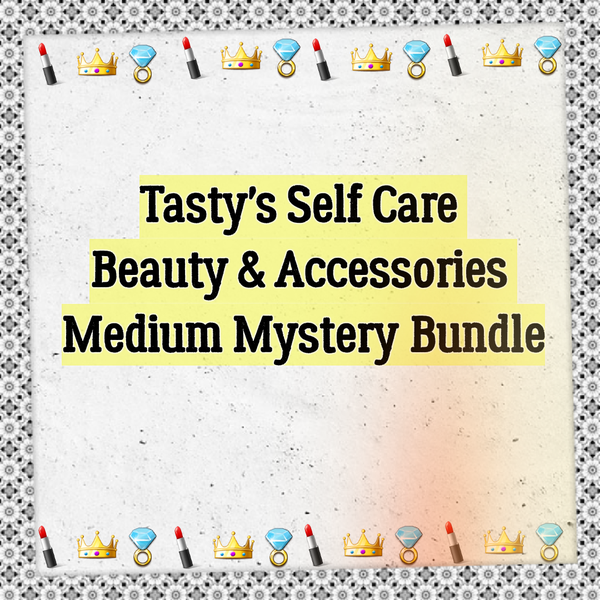 Image of Tasty's Self Care Beauty & Accessories Medium MYSTERY Bundle