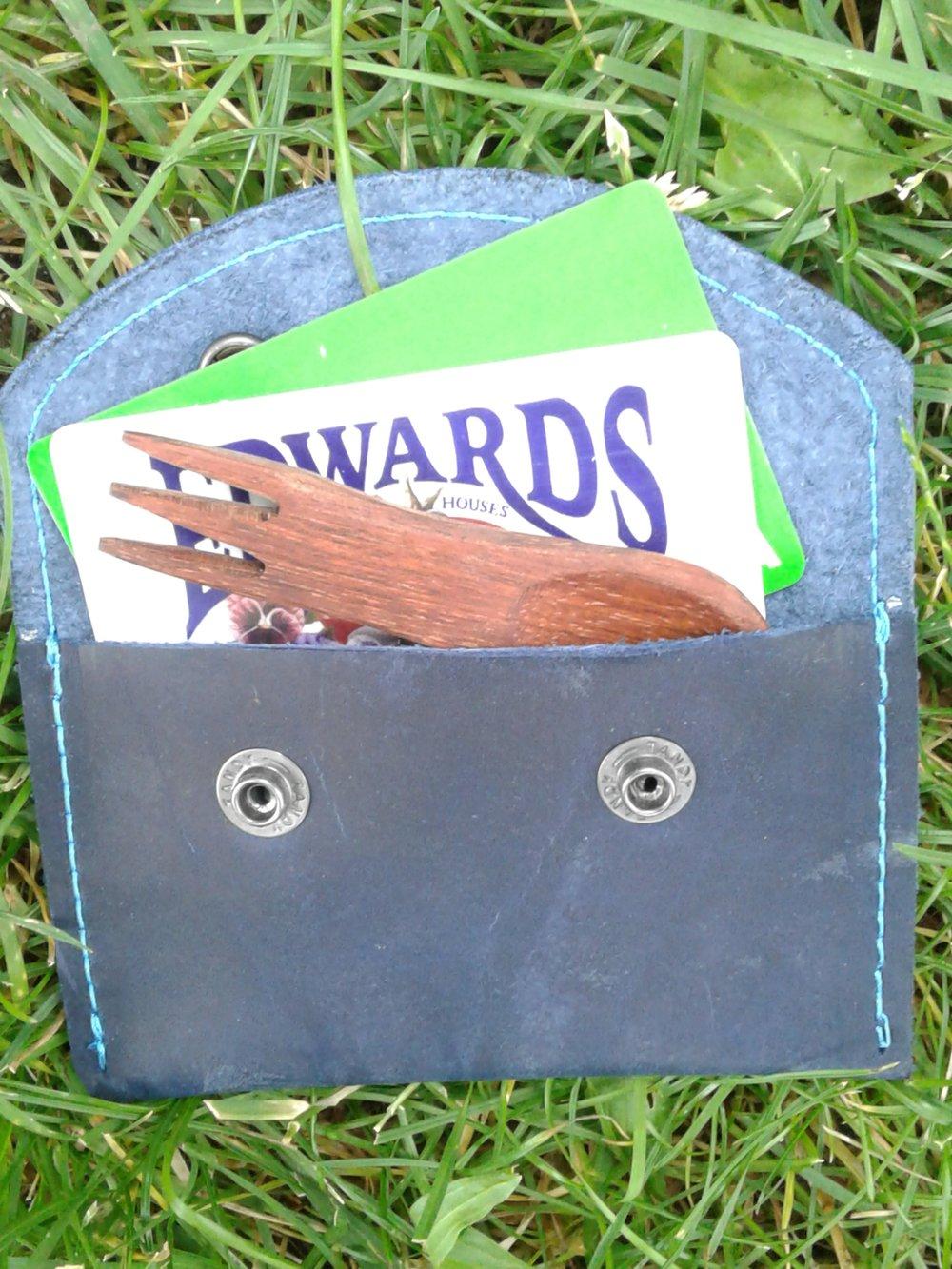 Image of Teeny Tiny Foon and Wallet Set