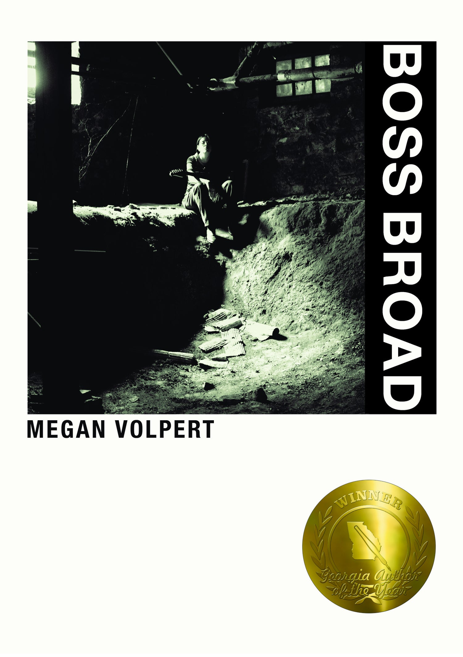 Image of Boss Broad by Megan Volpert, Georgia Author of the Year Award Winner