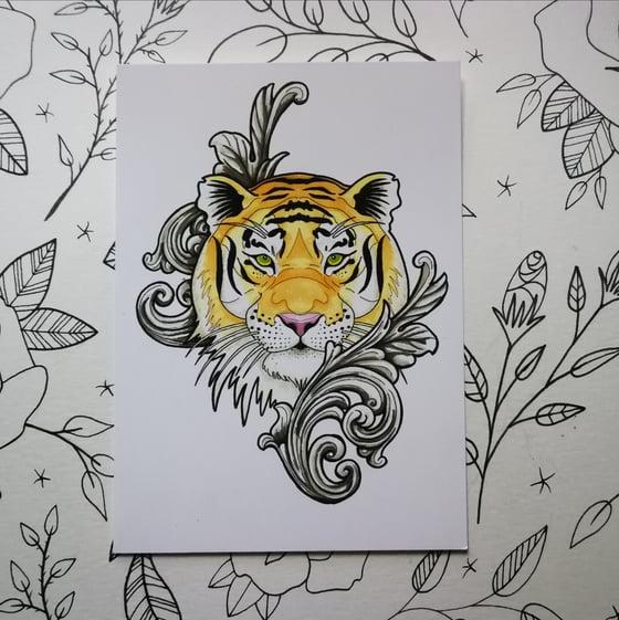 Image of Animal Postcards