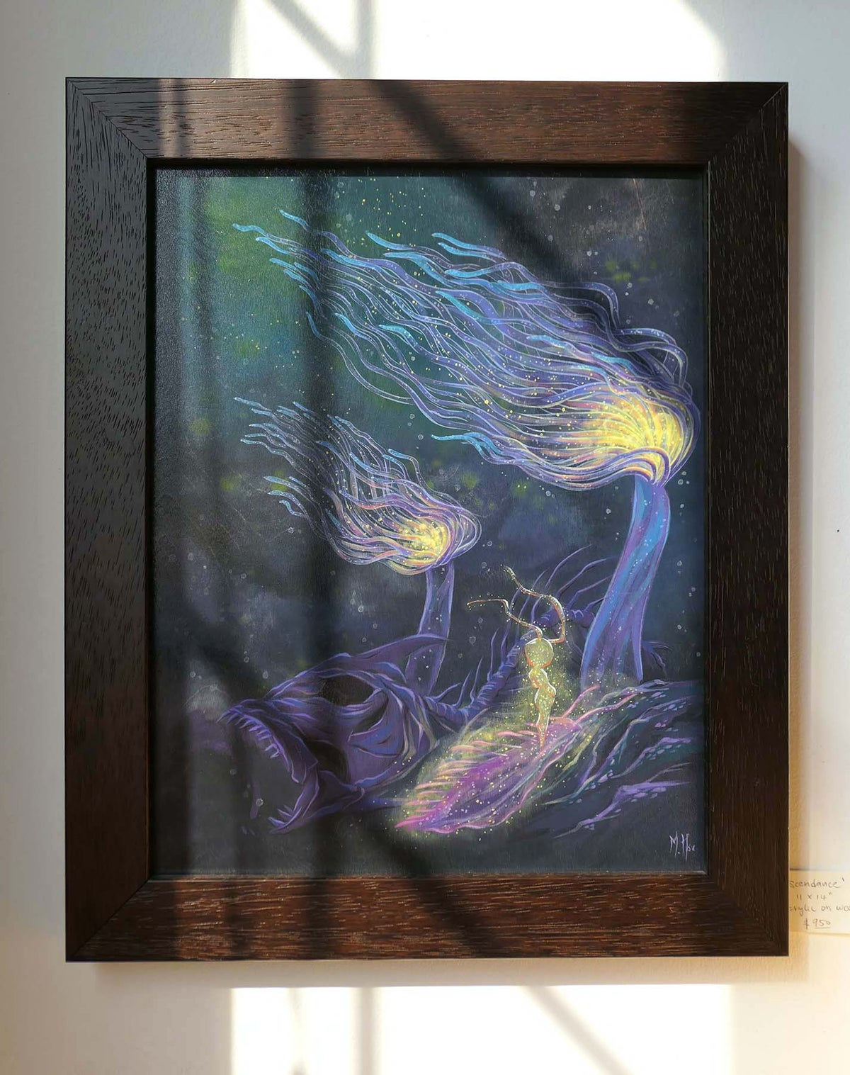 Dreams - Ascendance Original Painting