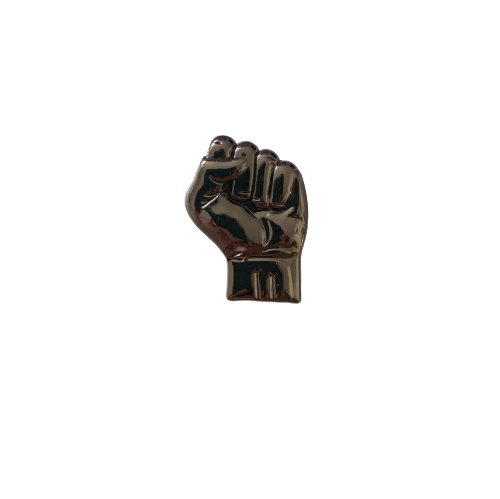 "Image of ""Unity Fist"" Enamel Pin"