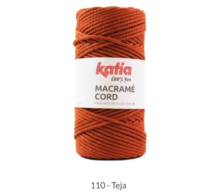 Katia - Macramé Cord