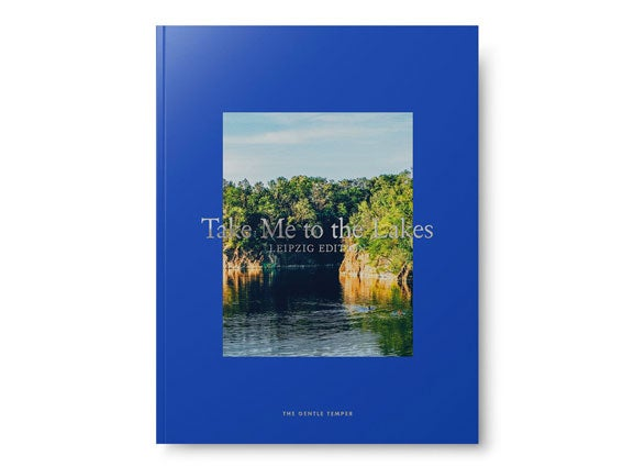 Image of BUCH Take Me to the Lakes - Leipzig Edition