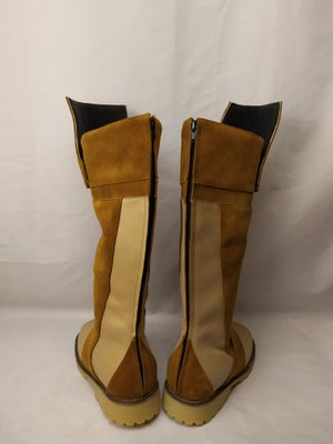 Image of TEMPLEGUARD LEATHER SUEDE BOOTS