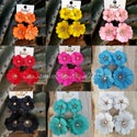 Gladys Flower Earrings