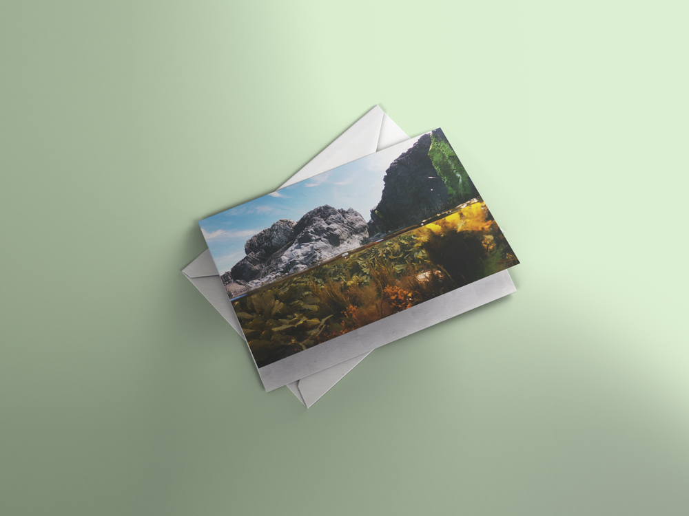 Image of A5 Card - Dabhach, Isle of Iona