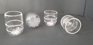 Image of Cut glass cup