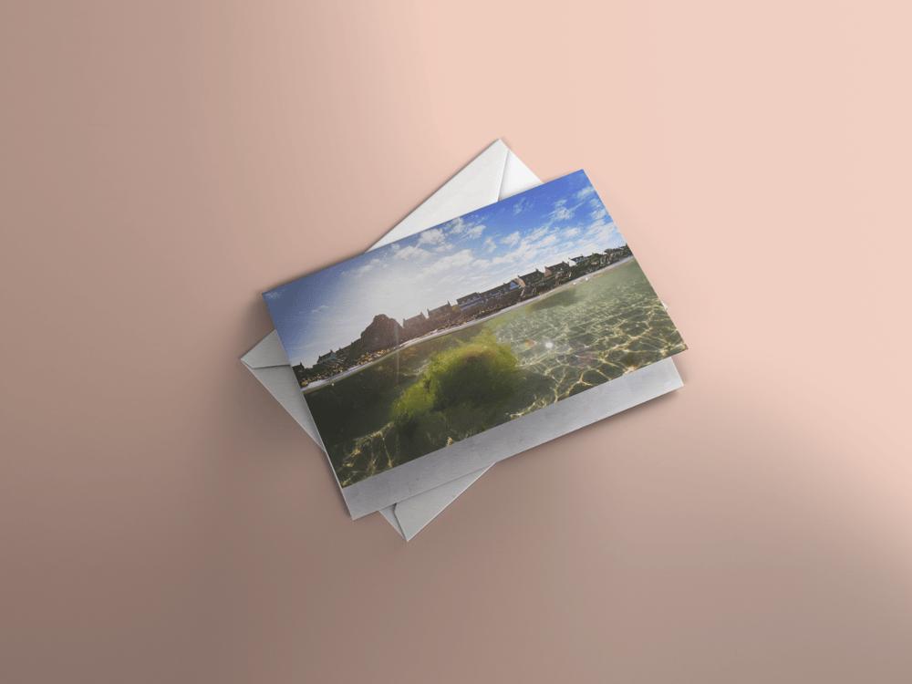 Image of A5 card - Port Rònain, Isle of Iona