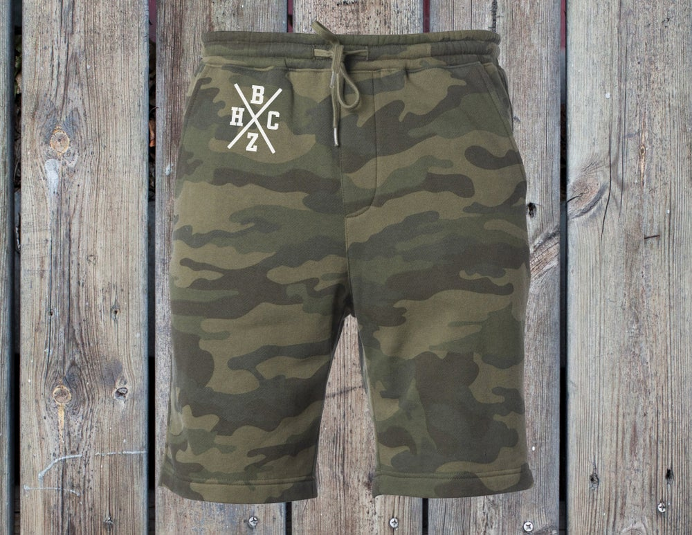 Image of Beer Zombies - Hop Core Shorts