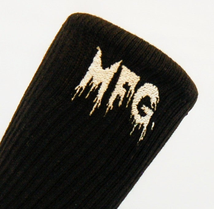 Image of Black Metal Mfg. Sox