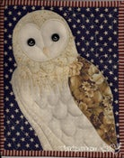 Image of Barn Owl Quilt, Stella